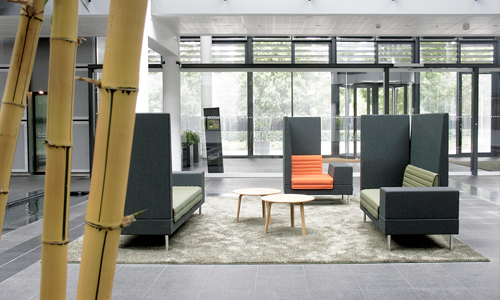 loungeområde PFA