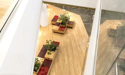 venteværelse indretning frb centret